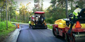 asfaltläggarna asfaltering