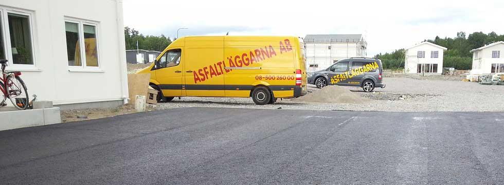 asfaltsläggare